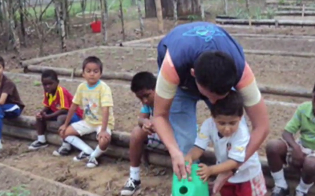 Fundación Calasanz. Santo Domingo de los Tsàchilas. Ecuador