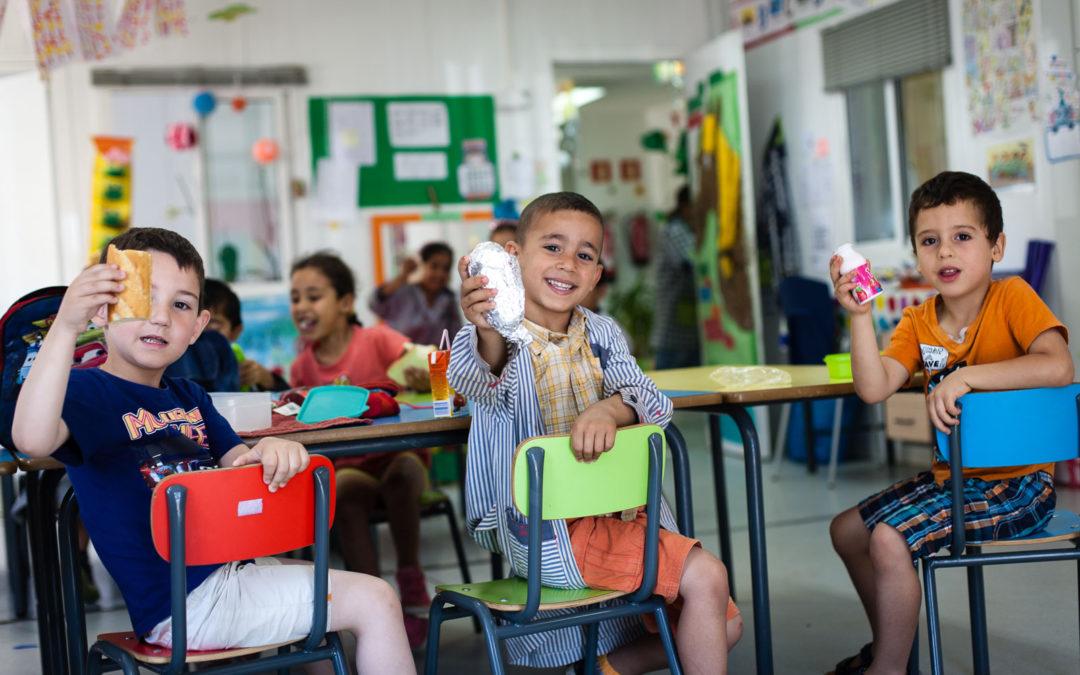 Una apuesta por la diversidad: Escola Pia de Salt. Provincia de Cataluña