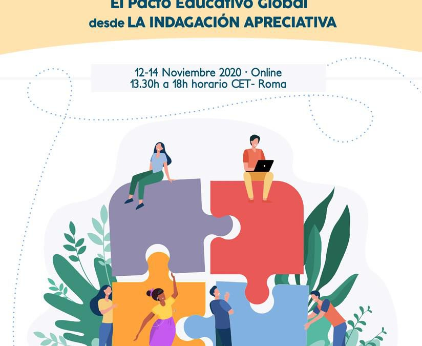 Reconstruir el Pacto Educativo Global. Seminario Internacional de Formación