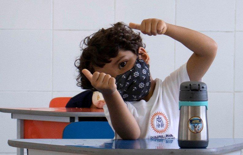 Una escuela a tiempo completo: Colegio San Miguel Arcángel (Belo Horizonte, Brasil)